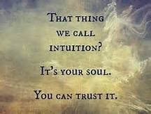intuitionisthesoul